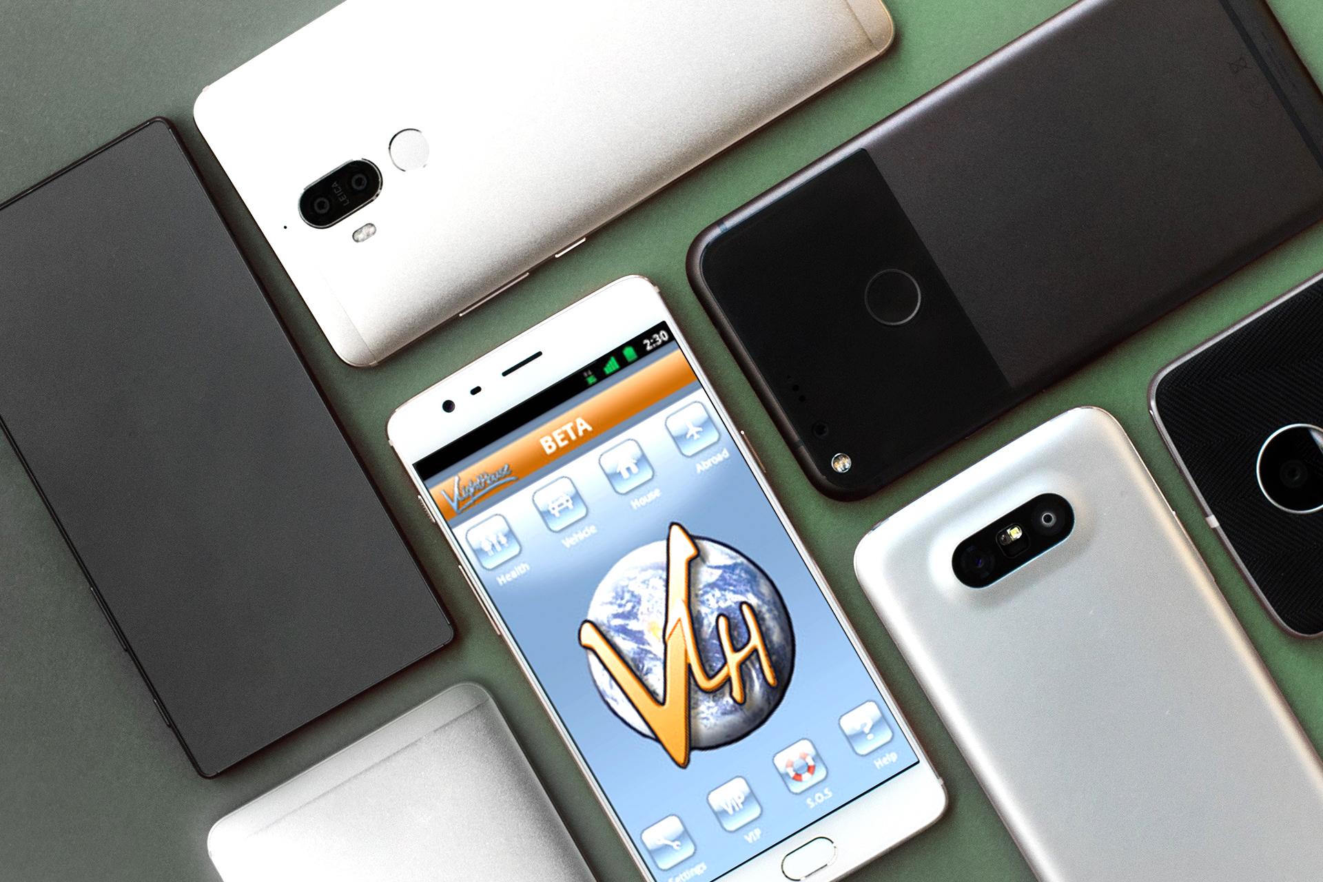 VLH insurance mobile app