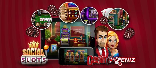mobile casino development, social slots development, betting apps development