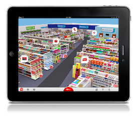 virtual 3d shops, 3d web store, 3d web shop