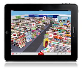 virtual 3d shops, 3d web store, 3d web shop