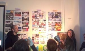 paper website prototype