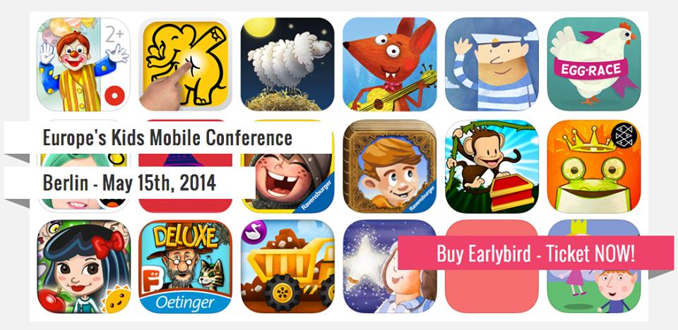 design apps for kids