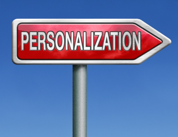 mobile apps personalization