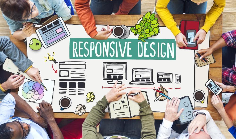 build responsive website chicago