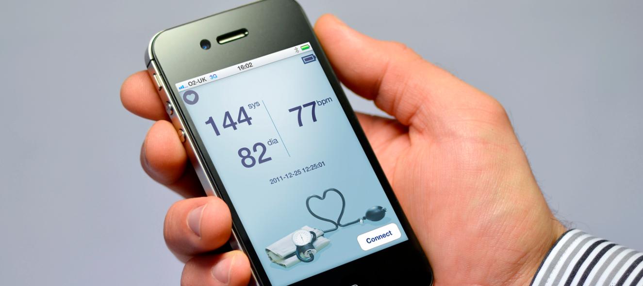 smart-phone-health-app