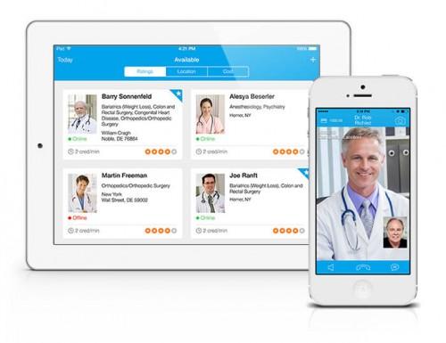 video medicine app, videomedicine