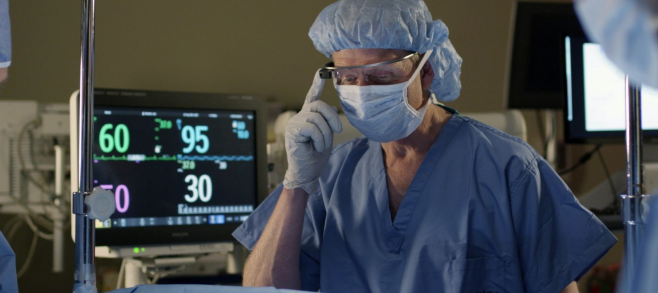 google glass use in healthcare