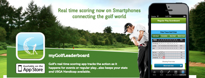 mobile apps for golf