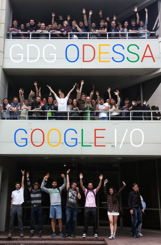 ukraine google developers