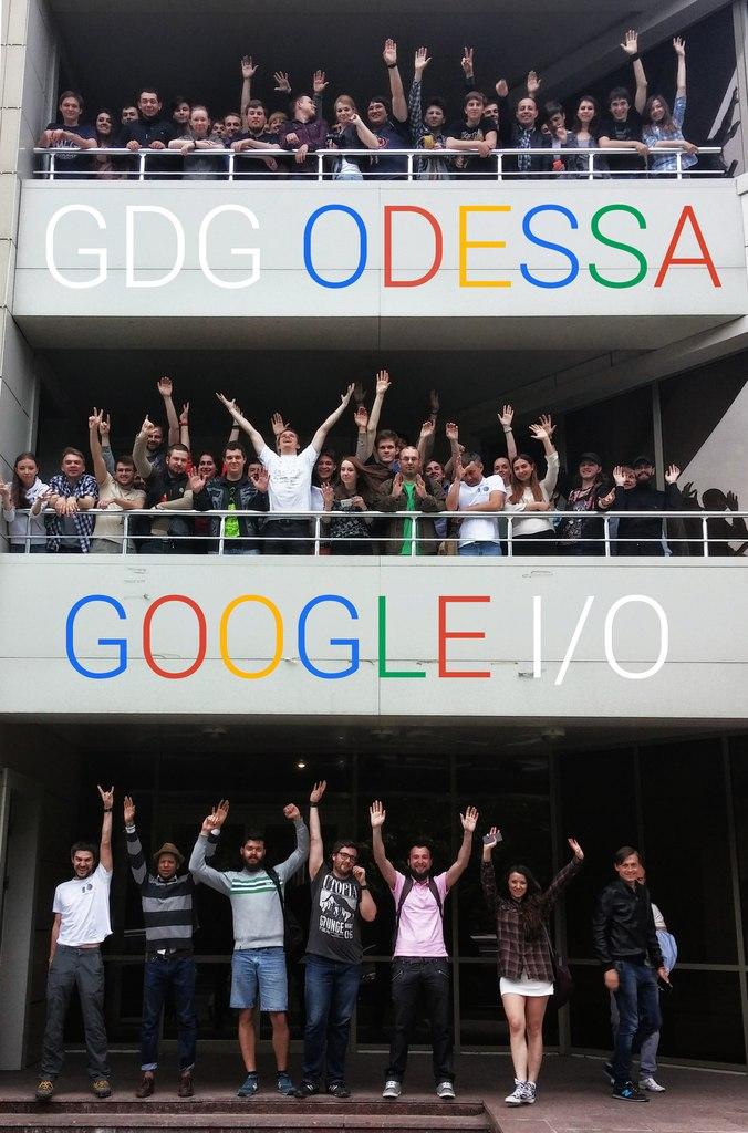ukraine google developers