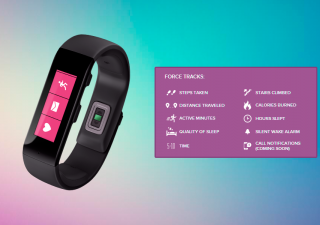 Fitness Bracelets and Activity Trackers