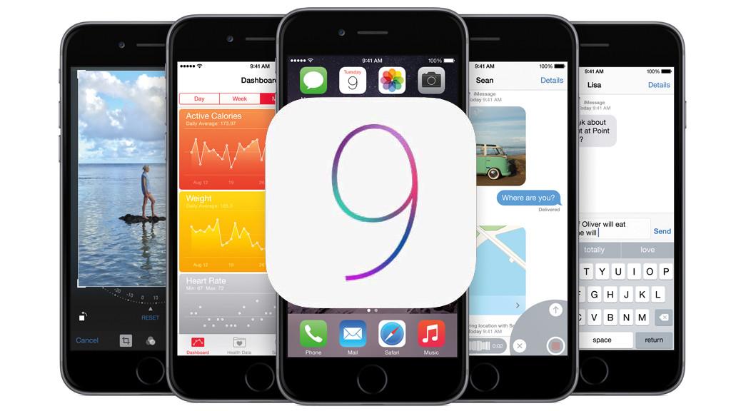 ios 9 app dev