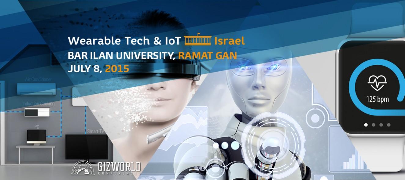 gizworld israel 2015, wearable apps dev