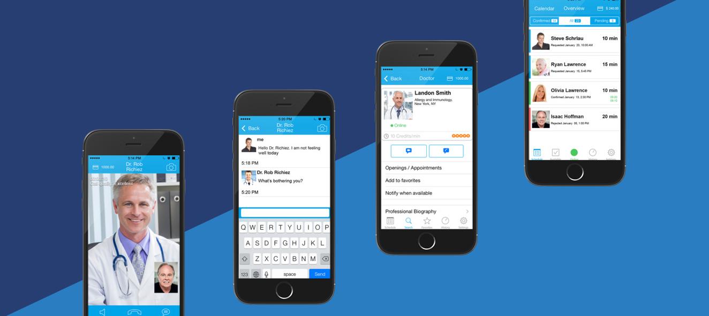 mobile health app development