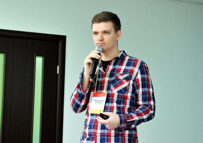 alex bordun, Developer в Hatimeria