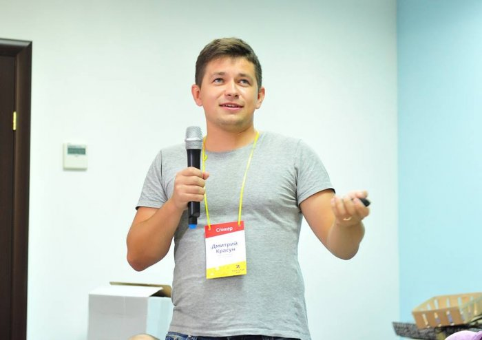 Dmitri Krasun, Backend Developer at TonicForHealth