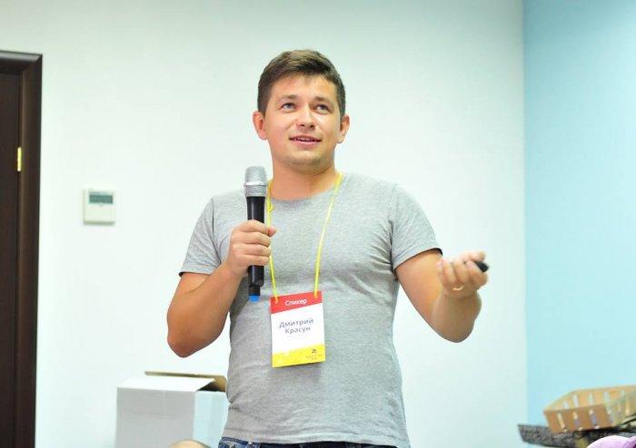 Dmitri Krasun, Backend Developer at TonicForHealth