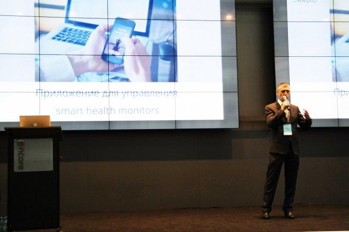 app dev for smart health monitors