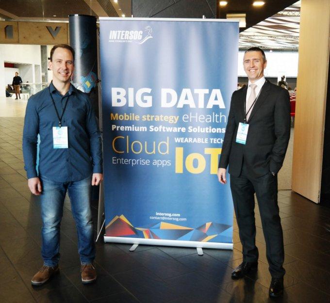 Intersog at IoT Conf UA 2016