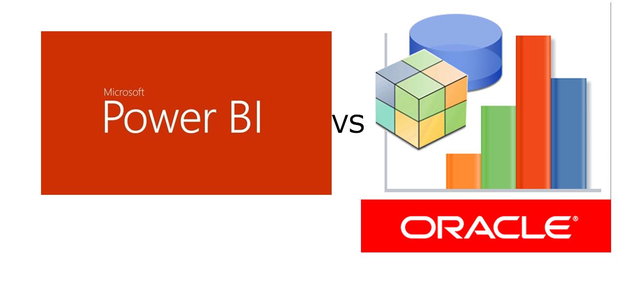 Comparing MS Power BI and Orac...