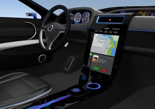 connected car app development