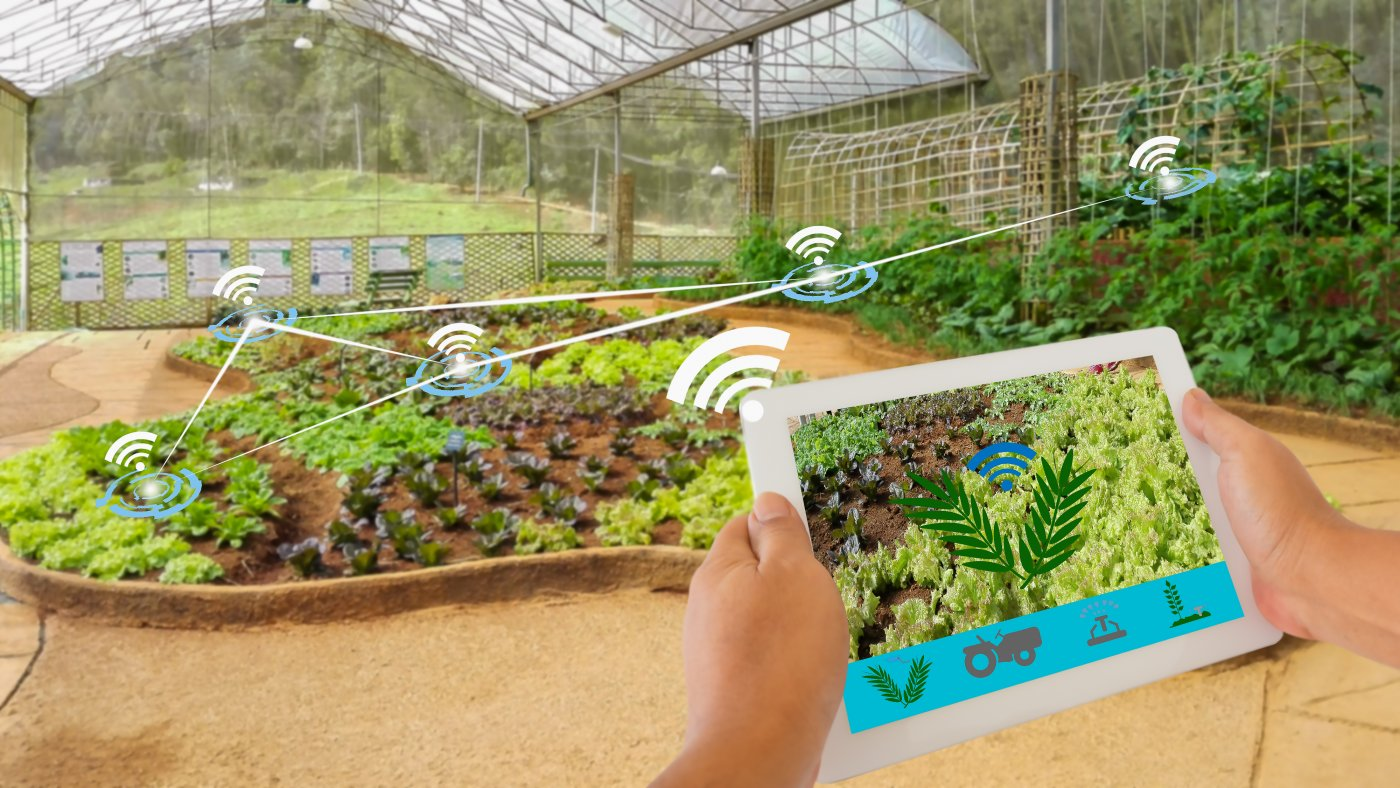 Vr Applications In Agriculture
