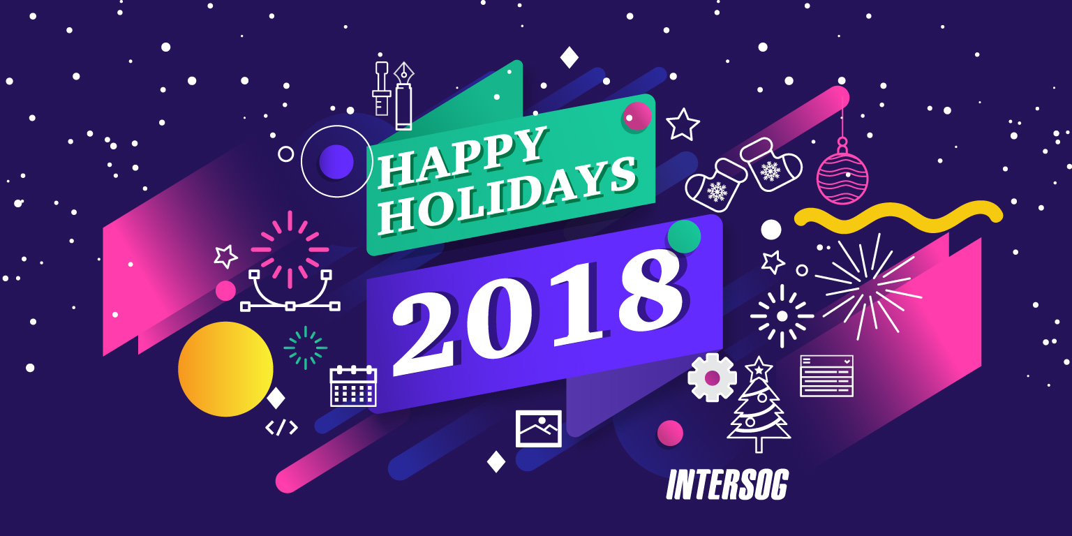 Happy New Year from Intersog