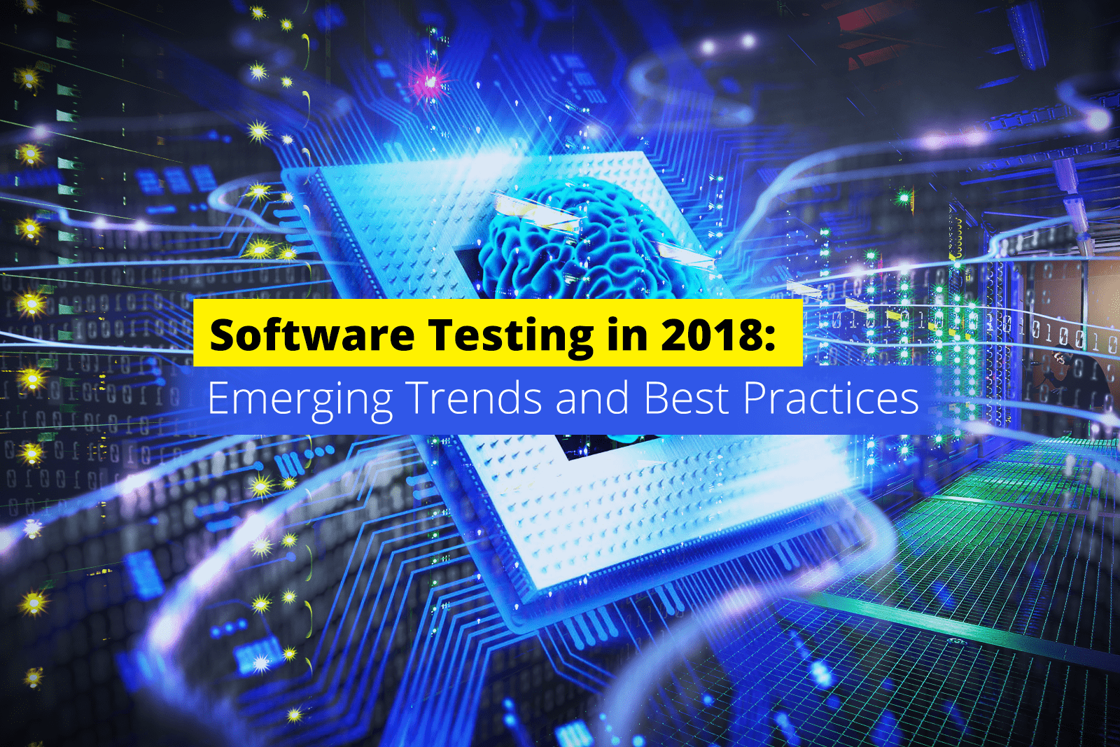 Software Testing in 2018 Emerging Trends