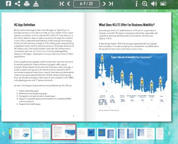 4g apps for enterprise mobility