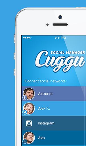 cuggu app