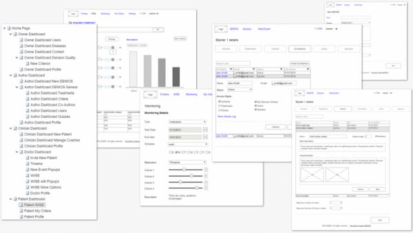 design ehealth app
